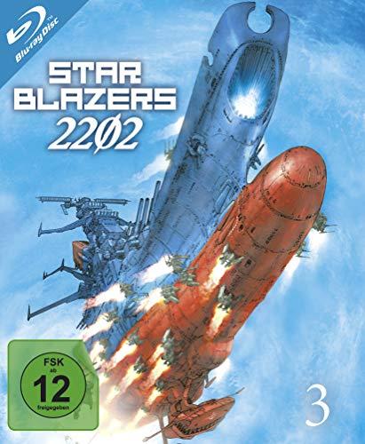 Star Blazers 2202 - Space Battleship Yamato - Vol.3 [Blu-ray]