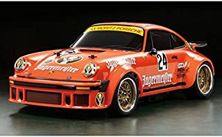 Tamiya 1824141 RC Body: TA02SW Porsche Turbo RSR Type 934 Jagermeister 1:10 Por