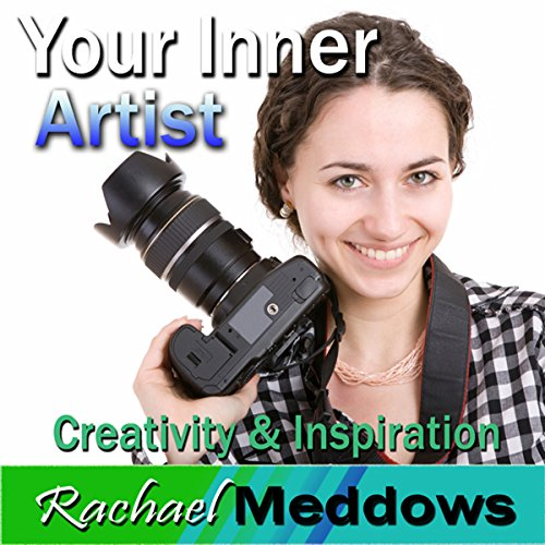 Your Inner Artist Hypnosis audiobook cover art