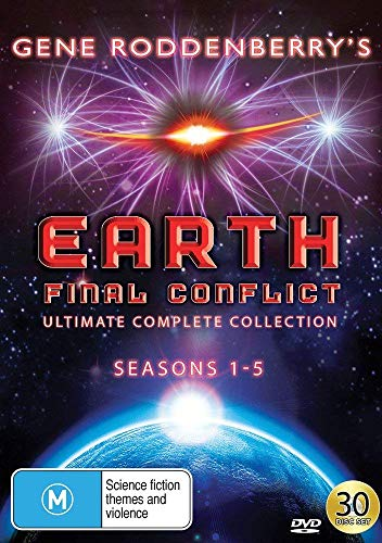 Gene Roddenberry's Earth: Final Conflict: Ultimate Complete Collection: Seasons 1-5