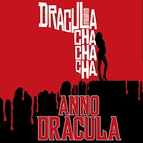 Dracula Cha Cha Cha audiobook cover art