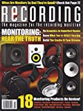 Recording Magazine (March 2016 - 18 Monitoring Products On Review!