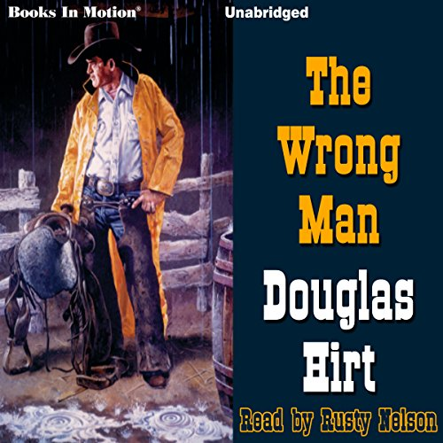The Wrong Man cover art