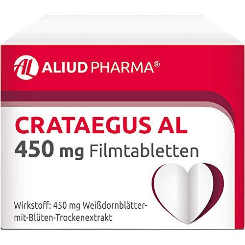 Crataegus AL 450 mg Filmtabletten, 100 St. Tabletten