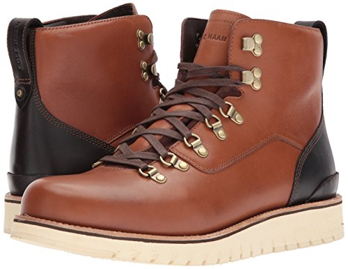 Cole Haan Men's Grandexplore Hiker WP Hiking Boot, Chestnut/Tan Wp, 7.5 Medium US