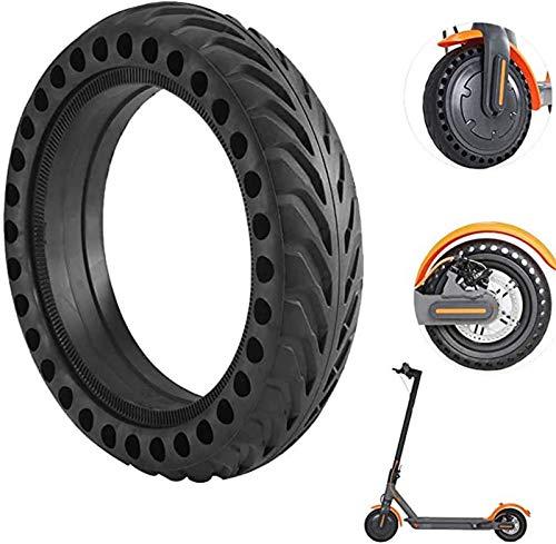 Wheels Neumático De La Scooter Eléctrica De 8,5 Pulgadas, Neumáticos Sólidos para MI M365, Neumático Externo Honeycomb Frontal Delantero/Trasero Scooter Ruedas De Repuesto(Color:1PCS)