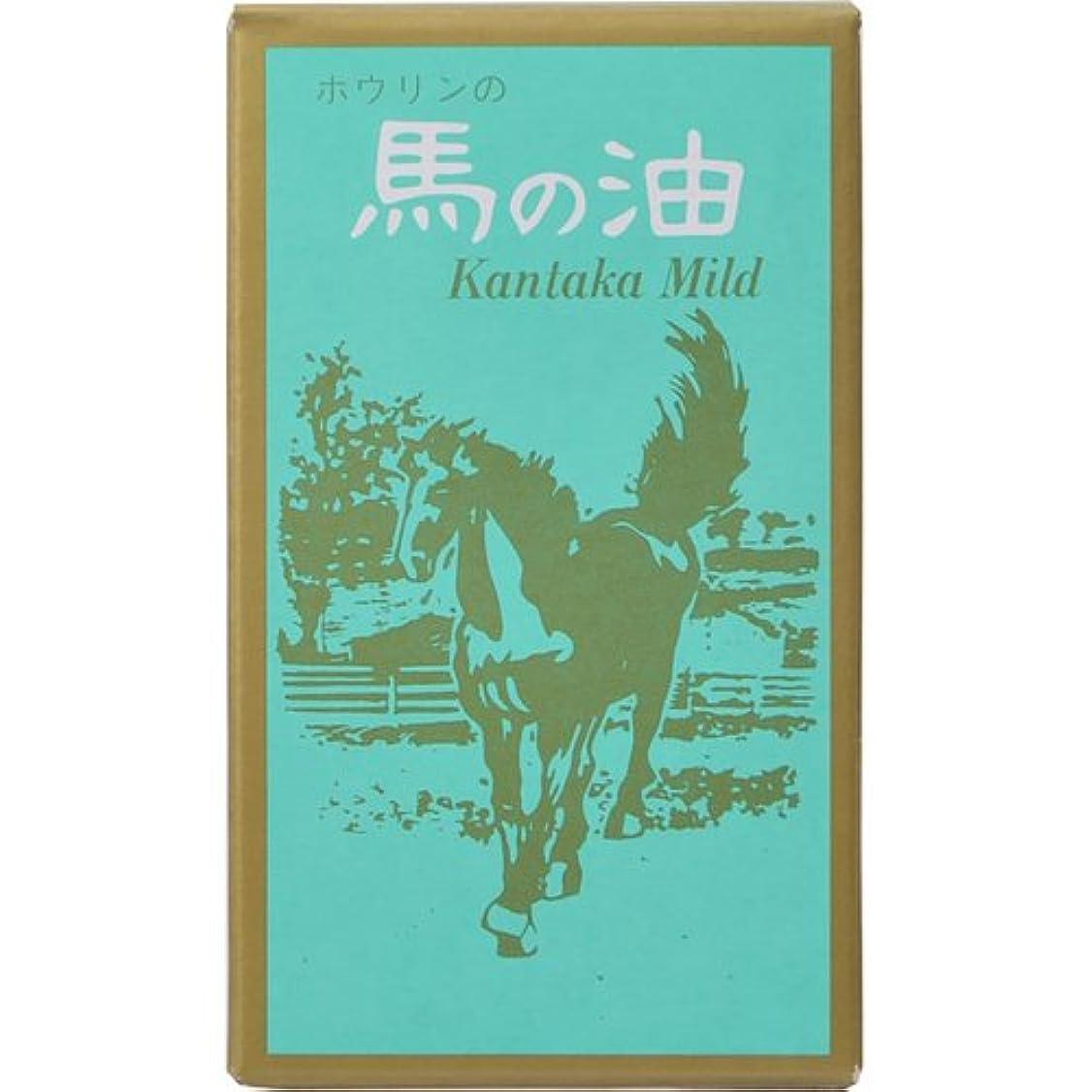 代わってアンケート暗記するホウリン 馬の油 カンタカマイルド 65ml