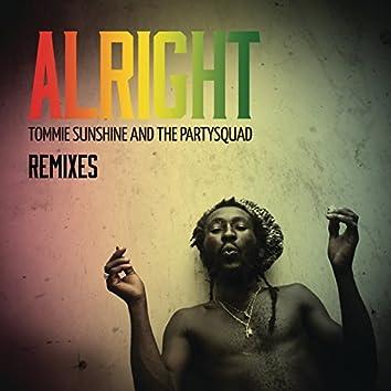 Alright (Remixes)