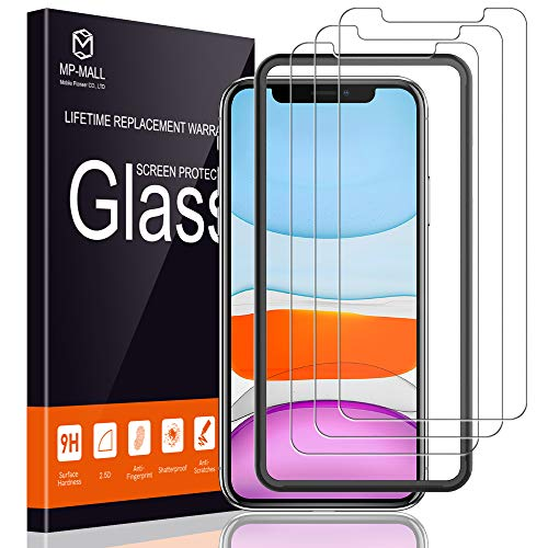 MP-MALL [3 Pack] Screen Protector for iPhone 11 6.1