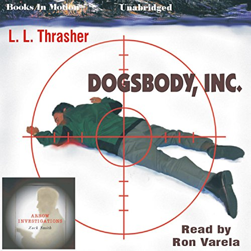 Dogsbody Inc. audiobook cover art