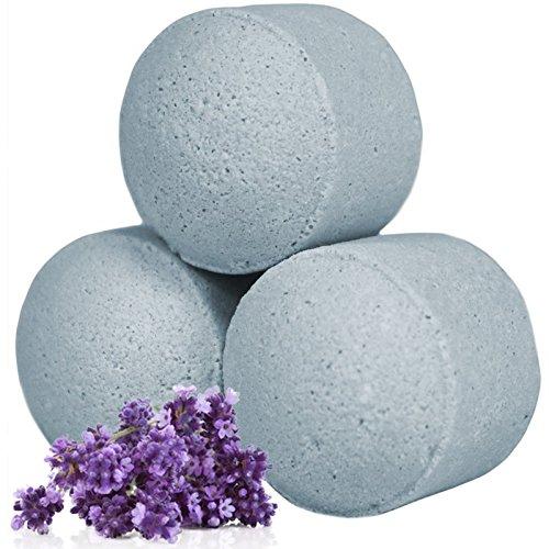 Sachet de 20 minis boules de bain - Lavande