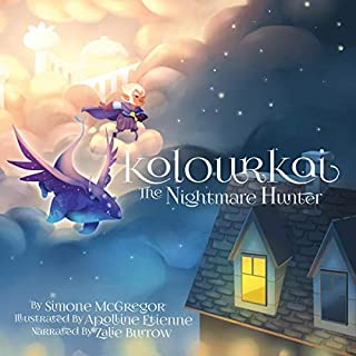 KolourKai: The Nightmare Hunter cover art