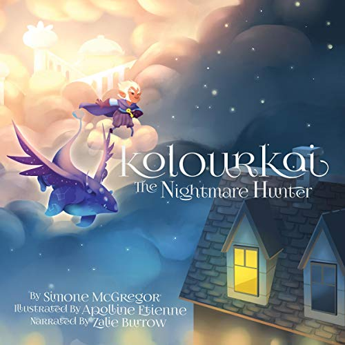 KolourKai: The Nightmare Hunter audiobook cover art