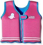 Zoggs Girls' Miss Zoggy Bobin Jacket - Pink, 4-5