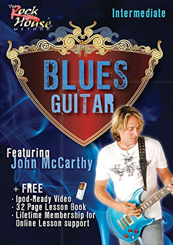 Blues Guitar: Intermediate [DVD] [2010]