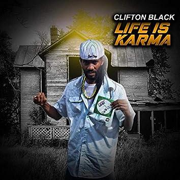 CLIFTON BLACK