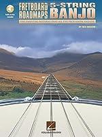 Fretboard Roadmaps 5-String Banjo