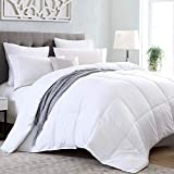 Best Duvet Inserts - Kingsley trend Down Alternative Quilted Stand Alone Comforter Review