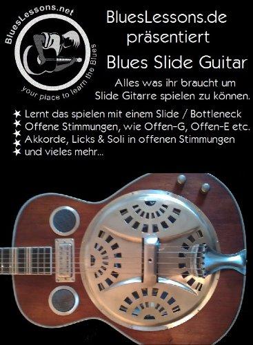 Blues Slide Gitarre lernen