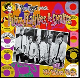 Tony the Tyger Presents: Fuzz Flakes Shakes 1