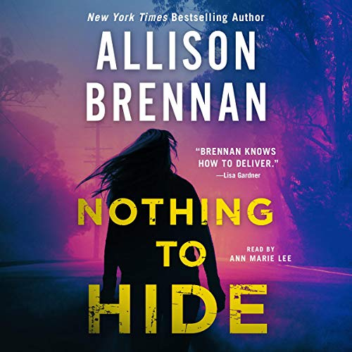 Nothing to Hide audiobook cover art