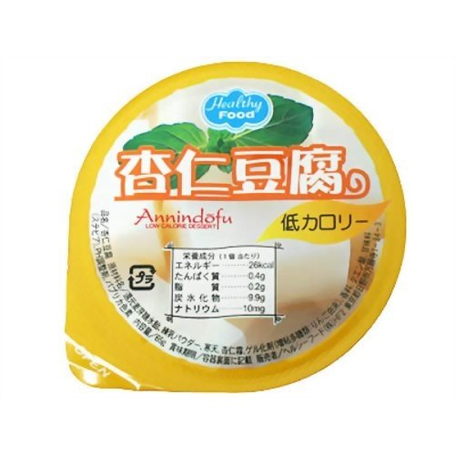 低カロリーデザート 杏仁風味 65g