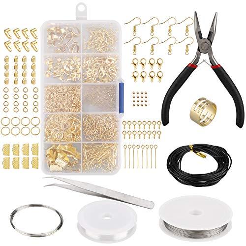 jeerbly Jewelry Making Supplies kit-Jewelry Making kit for Women-Jewelry Making-Jewelry Making Tool