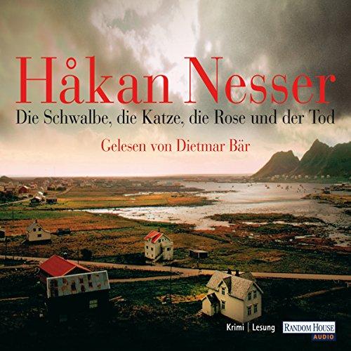 Die Schwalbe, die Katze, die Rose und der Tod audiobook cover art