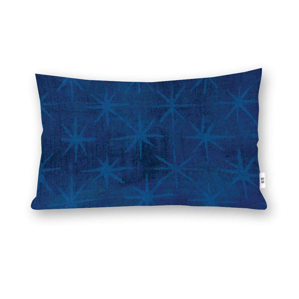 JamirtyRoy1 Body Pillow Cover, Cobalt