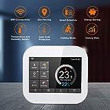 Zoom IMG-1 termostato intelligente wifi curconsa per