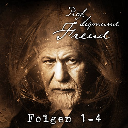 Folge 1 - 4 (Prof. Sigmund Freud) audiobook cover art