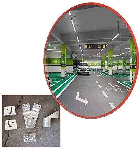 Lente gran angular de tráfico El tráfico exterior de gran angular de lente, Tráfico Ciegos protección de la seguridad del punto centro comercial cubierto de protección de seguridad anti-caída-ajustabl