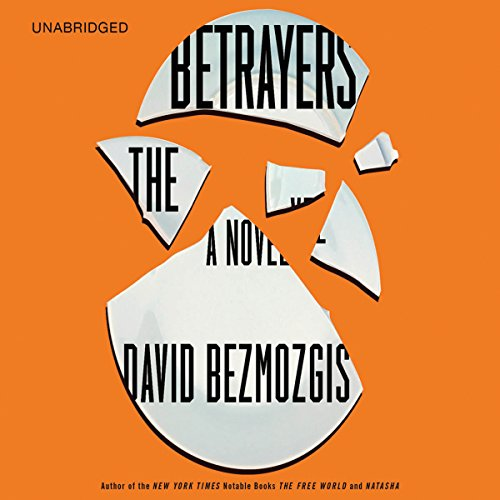 The Betrayers audiobook cover art