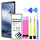 Galaxy Note 8 Battery,[Upgraded] 3600mAh EB-BN950ABE Li-ion Replacement Battery for Samsung Galaxy Note 8 SM-N950 N950T N950A N950P N950V N950R4 with Repair Tools