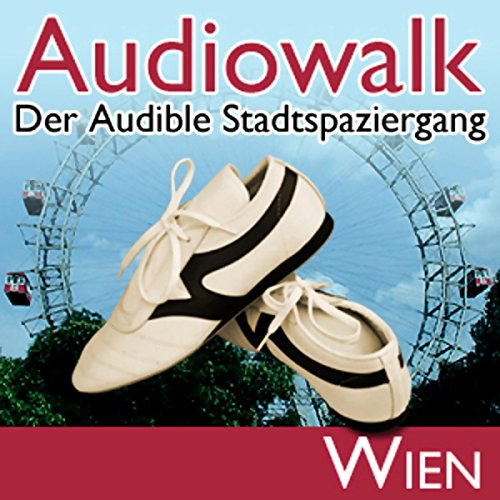 Audiowalk Wien audiobook cover art
