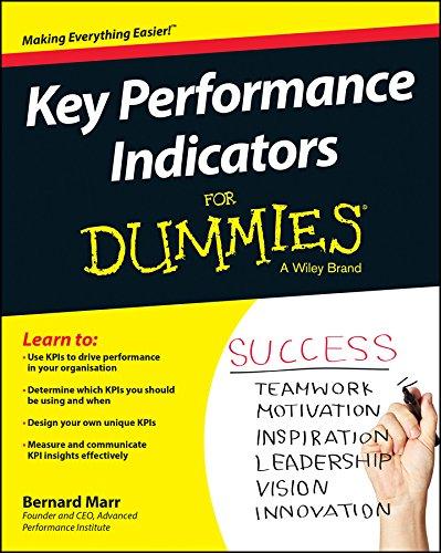 Key Performance Indicators For Dummies (English Edition)