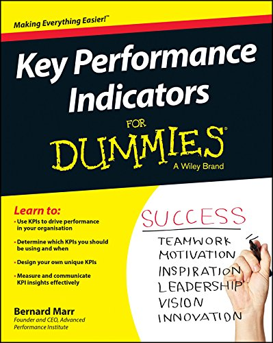 Key Performance Indicators For Dummies (English Edition)