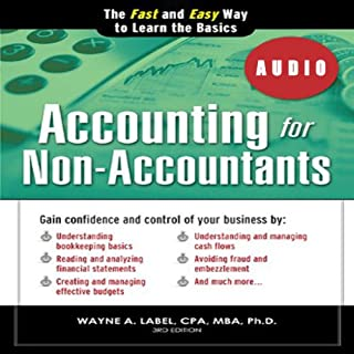 Accounting for Non-Accountants, 3E cover art