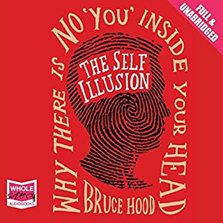 The Self Illusion cover art