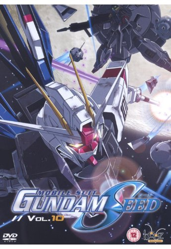 Mobile Suit Gundam Seed - Vol.10