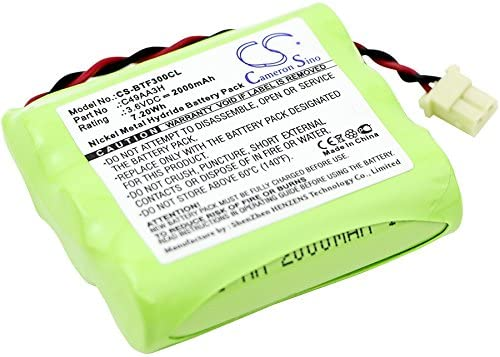 Austin Mall Replacement Battery for BT Freelance Max 71% OFF 100 2 1 Freestyle
