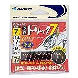 Marufuji(マルフジ) P-571 改良トリック7 朱塗 7号