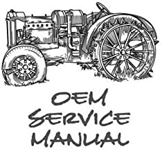 All States Ag Parts Service Manual - L39 Kubota L39
