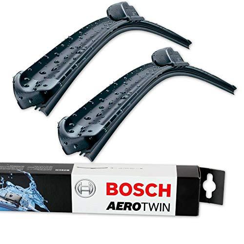 Bosch Scheibenwischer Satz 3397007462 Aerotwin Multi-Clip AM462S für A3 (8P1) Baujahr 05.03 - 08.12, A3 Sportback (8PA) Baujahr 09.04 - 03.13, A3 Sportback (8VA) ab Baujahr 09.12, 3 (E90) Baujahr 01.05 - 12.11, 3 Touring (E91) ab Baujahr 09.05, 3 (F30, F31, F35, F80) ab Baujahr 10.11, 3 Gran Turismo (F34) ab Baujahr 03.13, X1 (E84) ab Baujahr 03.09, X5 E70 Baujahr 02.07 - 06.13