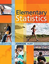 elementary statistics johnson kuby