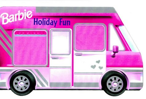 Barbie: Holiday Fun (Camper) (My Barbie Bookshelf S