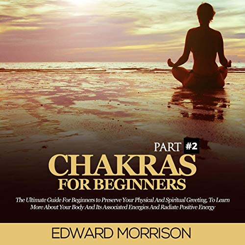 『Chakras for Beginners』のカバーアート