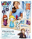 Mold N Play Frozen 2 Softee Dough 3D Figure Maker