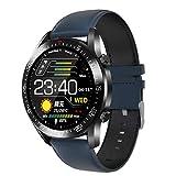 GELEI Relojes Inteligentes, Reloj Inteligente Resistente al Agua con Pantalla táctil Completa, rastreadores de Actividad física, notificación de Llamadas Relojes para Mujeres