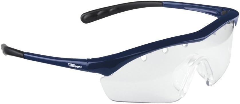 Wilson Jet - Gafas protectoras para racquetball